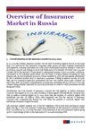 Overview of Insurance Market in Russia